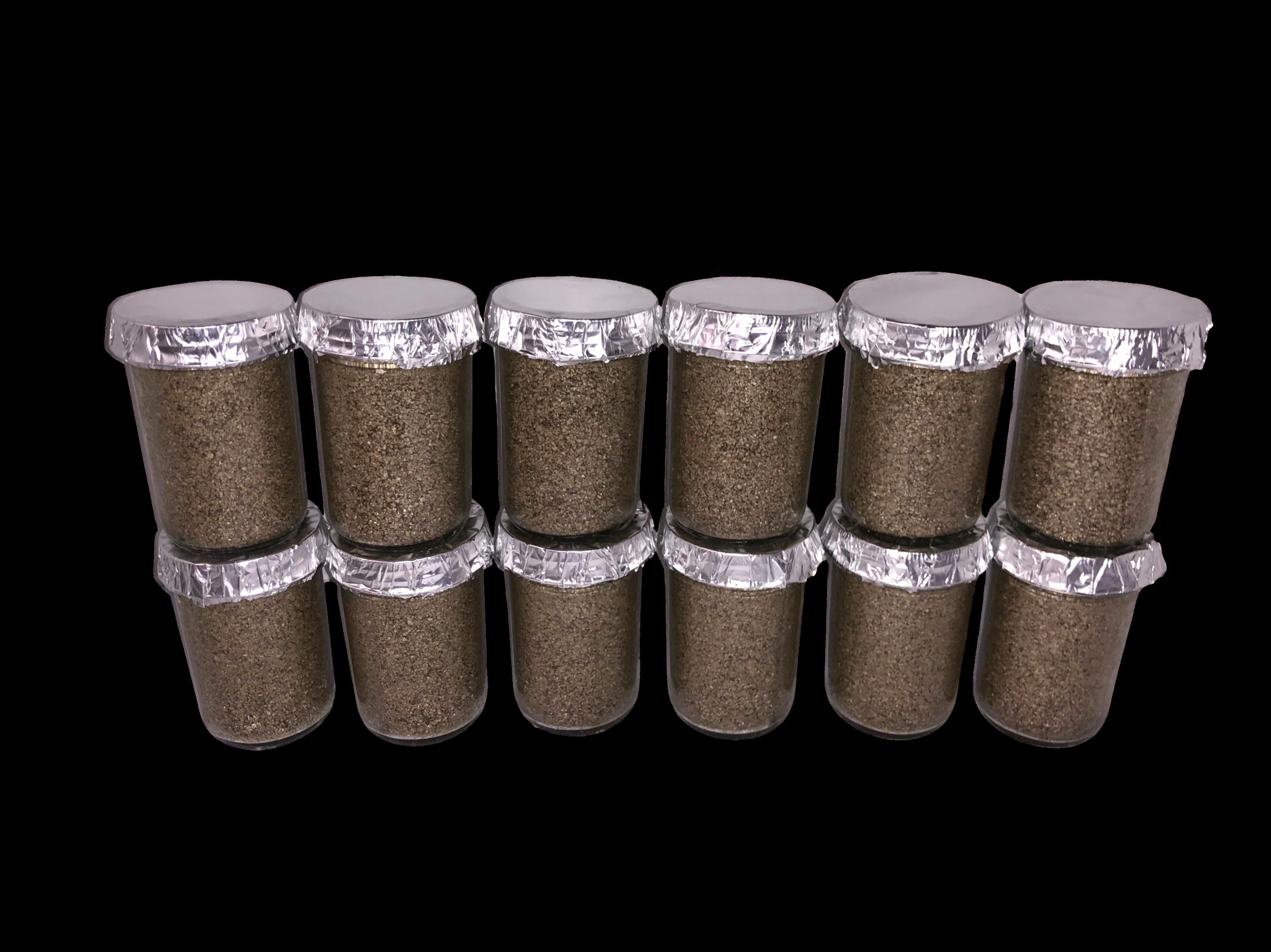 Ultimate Substrate Jars
