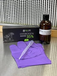 Hydrogen Peroxide 35% (Medical/Food Grade) 4oz