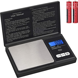 Digital Electronic Miligram Scale .01/200g
