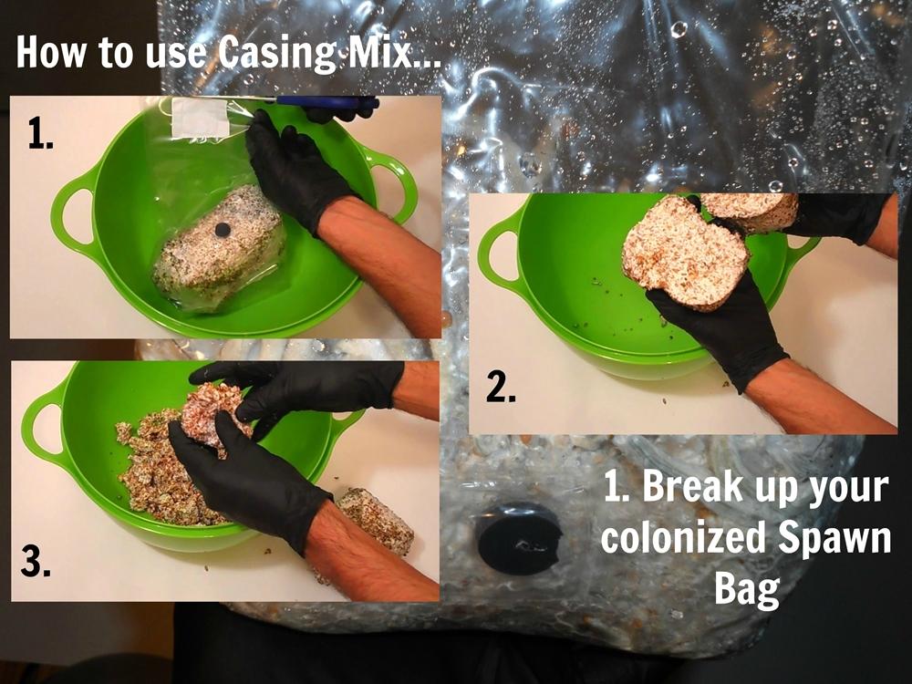 Midwest's Select Bulk Casing Mix - 5 pounds