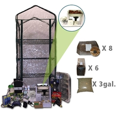 The Monster Ecosphere Spawn Bag & Casing Package