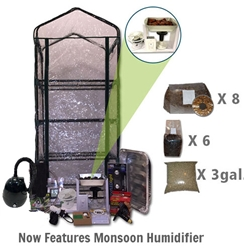 The Monster Monsoon Ecosphere Spawn & Casing Package